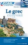 Jean-Pierre Guglielmi - Le grec.