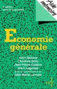 ECONOMIE GENERALE. Cinquième édition revue et augmentée.pdf
