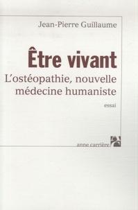 Deedr.fr Etre vivant - L'ostéopathie, nouvelle médecine humaniste Image