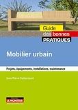 Jean-Pierre Gyéjacquot - Mobilier urbain - Projet, équipements, installations, maintenance.
