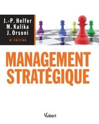Jean-Pierre Helfer et  Helfer - Management stratégique.