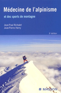 Jean-Pierre Herry et Jean-Paul Richalet - .