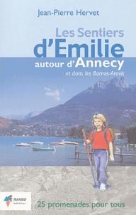 Deedr.fr Les sentiers d'Emilie autour d'Annecy et dans les Bornes-Aravis Image