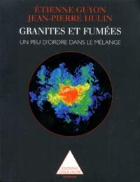 Jean-Pierre Hulin et Etienne Guyon - .