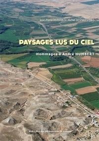 Paysages lus du ciel - Hommages à André Humbert.pdf