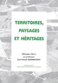 Jean-Pierre Husson - Territoires, paysages et héritages.