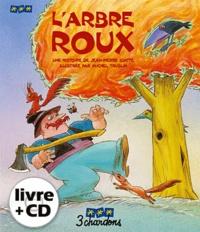 Jean-Pierre Idatte - L'arbre roux. 1 CD audio