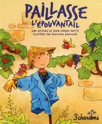 Jean-Pierre Idatte et Rodolphe Baudouin - Paillasse l'Epouvantail. 1 CD audio