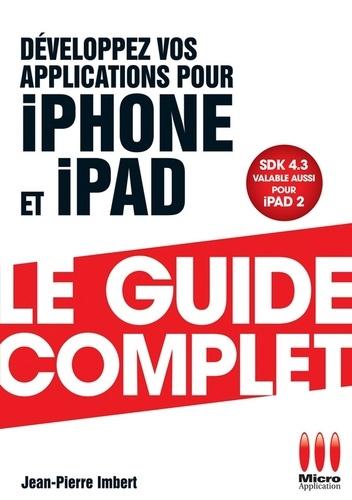 Développez Appli Iphone Ipad