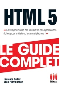 Jean-Pierre Imbert - Html 5 Guide Complet.