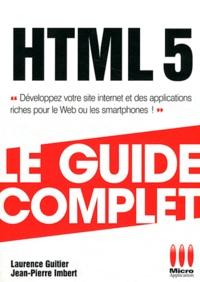 HTML 5 - Jean-Pierre Imbert   Showmesound.org
