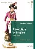 Jean-Pierre Jessenne - Révolution et Empire 1783-1815.
