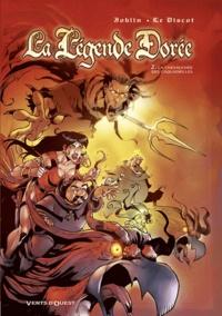 Jean-Pierre Joblin et Olivier Le Discot - La Légende Dorée Tome 2 : La chevauchée des coquadrilles.
