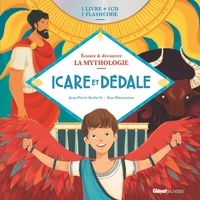 Jean-Pierre Kerloc'h et  Kaa Illustration - Icare et Dédale. 1 CD audio