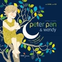 Jean-Pierre Kerloc'h et James Matthew Barrie - Peter Pan & Wendy. 1 CD audio