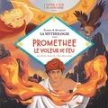 Jean-Pierre Kerloc'h et  Kaa Illustration - Prométhée le voleur de feu. 1 CD audio