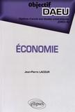 Jean-Pierre Lacour - Economie DAEU A.
