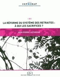 La réforme du système des retraites : à qui les sacrifices ?.pdf