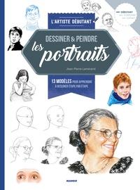 Jean-Pierre Lamérand - Les portraits.