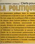 Jean-Pierre Lassale et Luc Decaubes - Clefs pour la politique.