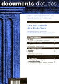 Birrascarampola.it DROIT CONSTITUTIONNEL ET INSTITUTIONS POLITIQUES NUMERO 1.01 1997 : LES INSTITUTIONS DES ETATS-UNIS Image