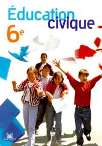 Education civique 6ème - Jean-Pierre Lauby  
