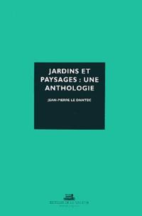 Histoiresdenlire.be Jardins et paysages : une anthologie Image