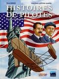 Jean-Pierre Lefèvre-Garros et Marcel Uderzo - Histoires de pilotes Tome 7 : Orville et Wilbur Wright.