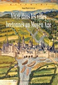 Bons livres gratuits à télécharger sur ipad Vivre dans les villes bretonnes au Moyen Age CHM iBook PDF
