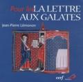 Jean-Pierre Lémonon - Pour lire la lettres aux galates.