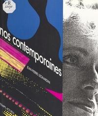 Jean-Pierre Léonardini - Nos contemporaines.