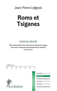 Jean-Pierre Liégeois - Roms et Tsiganes.