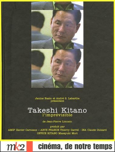 Jean-Pierre Limosin et Janine Bazin - Takeshi Kitano l'impévisible - DVD.