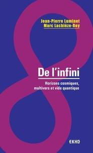 De linfini - Horizons cosmiques, multivers et vide quantique.pdf