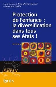 Téléchargement de manuels en ligne Protection de l'enfance : la diversification dans tous ses états !