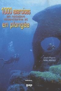 Alixetmika.fr 1000 exercices en natation sous-marine et en plongée Image