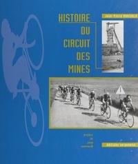 Jean-Pierre Marcuola et Joop Zoetemelk - Histoire du Circuit des mines.