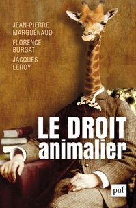 Le droit animalier - Jean-Pierre Marguénaud | Showmesound.org