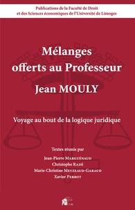 Jean-Pierre Marguénaud et Christophe Radé - Voyage au bout de la logique juridique - Mélanges offerts au Professeur Jean Mouly.