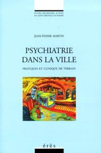 Era-circus.be PSYCHIATRIE DANS LA VILLE. Pratiques et clinique de terrain Image
