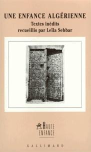 Jean-Pierre Millecam et Mohammed Dib - Une enfance algérienne.