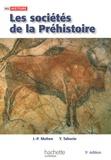 Jean-Pierre Mohen et Yvette Taborin - Les sociétés de la préhistoire.