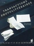 Jean-Pierre Montier - Transactions photolittéraires.