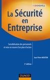 Jean-Pierre Mouton - La sécurité en entreprise - Sensibilité des personnels et mise en oeuvre des plans d'action.