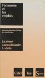 Jean-Pierre Muret et Claude Neuschwander - L'économie et les emplois - Nouveau domaine d'action des élus locaux.