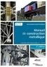 Jean-Pierre Muzeau - Manuel de construction métallique - Extrait des Eurocodes 0, 1 et 3.