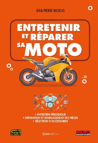 Entretenir et réparer sa moto