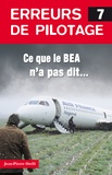 Jean-Pierre Otelli - Erreur de pilotage 7.