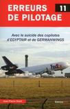 Jean-Pierre Otelli - Erreurs de pilotage - Tome 11.