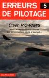 Jean-Pierre Otelli - Erreurs de pilotage - Tome 5.